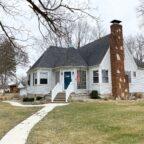 Sale Pending! $137,500 - 601 E. Oak St., Chatsworth, IL.
