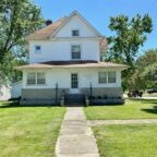 $189,900 - 500 N. Spencer St., Odell, IL.